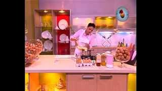 Choumicha & l'Oeuf Marocain : Crème glacée à la vanille (Ep 38) | شميشة :  كريمة متلجة بالفانيلا