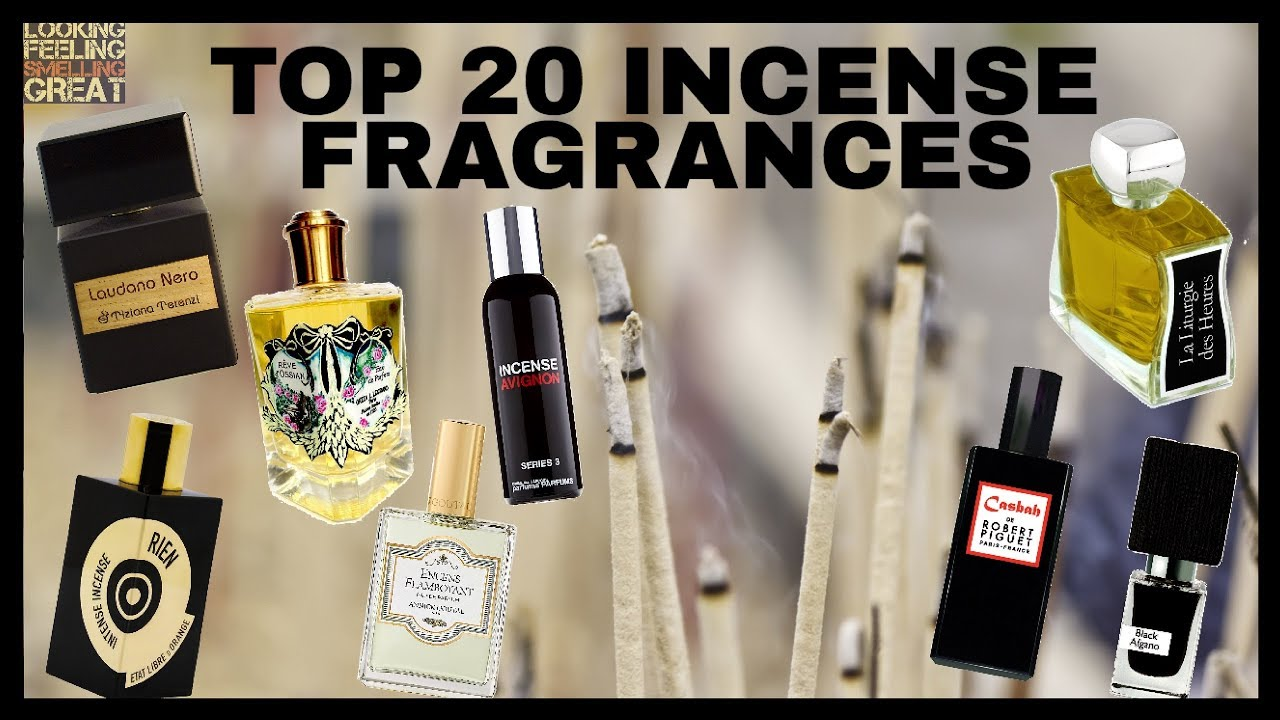 Top 20 Incense Fragrances Perfumes Best Incense Perfumes W