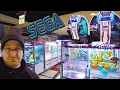 SEGA WORLD JAPANESE ARCADE TOUR [GUNDAM P.O.D.S] [U.F.O CLAW MACHINES] VOL 1