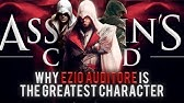 Why Ezio Auditore Is One of The GREATEST Characters of All Time | Assassin's Creed