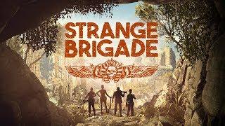 Strange Brigade Preview Stream