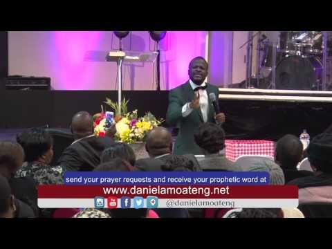 SPIRITUAL COLLATERAL - PROPHET DANIEL AMOATENG