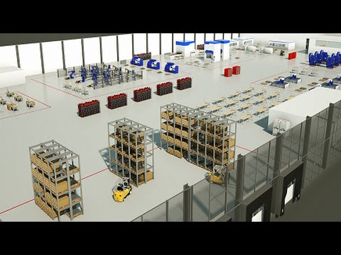 L'usine du futur par Würth Industrie France