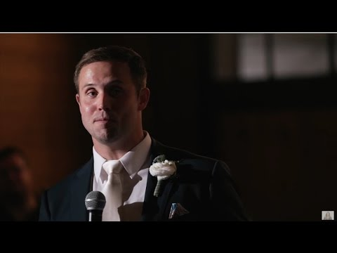 Best Ever Best Man Speech | Shawn Johnson