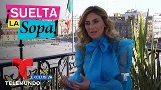 Aracely Arámbula habló de su romance con Luis Miguel | Sue...