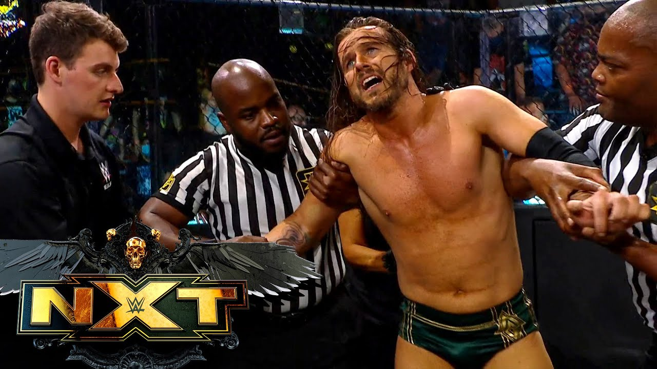 What You Didn't See On Last Night's NXT Episode