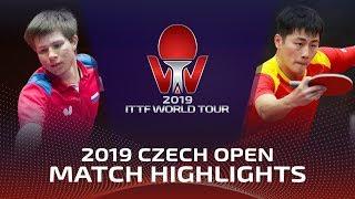 Денис Ивонин vs Zheng Peifeng | Czech Open 2019 (Pre)