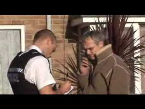 Drug Bust in Winsor Close on Hayling Island