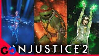Injustice 2 : TODOS los Super Movimientos del PEOR al MEJOR Incluido DLC!! // Top de Super Moves!! thumbnail