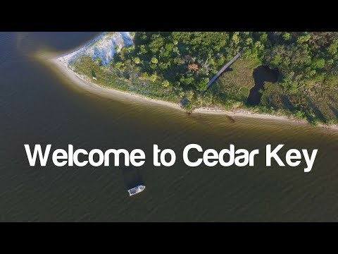 Florida Travel: Visit Cedar Key