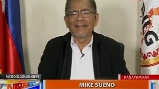 NTG: Panayam kay Mike Sueno, dating DILG secretary
