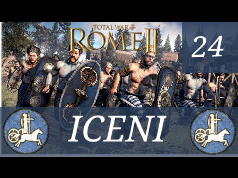Let's Play Total War Rome 2:Iceni Survival Challenge #24( Th