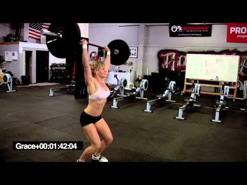 CrossFit Karianne Dickson does
