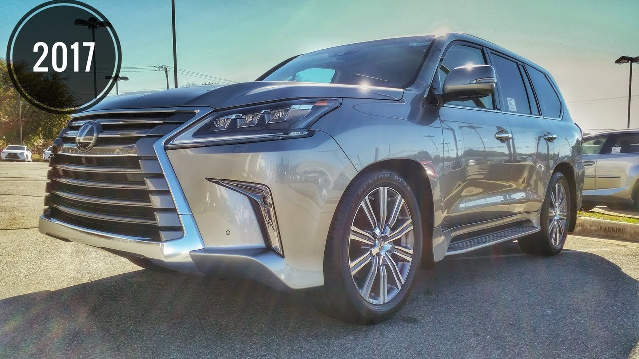 Lexus Luxury Suv Review The Most Expensive Lexus Suv