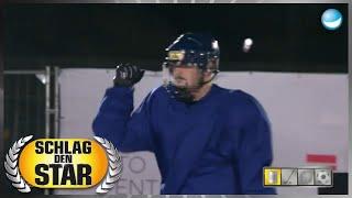 Spiel 10 - Eis-Quadrathlon - Schlag den Star