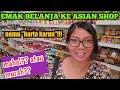BELANJA KE ASIAN SHOP|| SHOPPING AT PORT MACQUARIE PART 1
