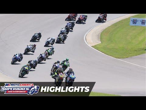 Stock 1000 Race 2 Highlights at Alabama 2020