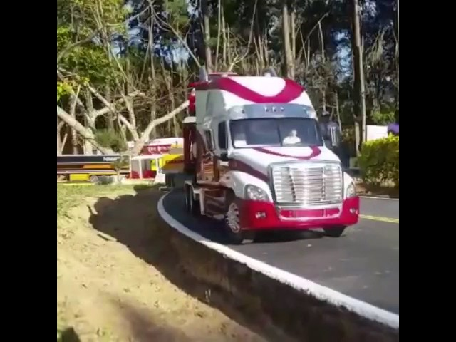 RC trucks and bus Brasil 2016