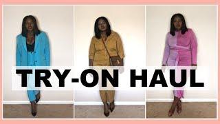 Black Friday Try on Haul & Outfit Ideas 2019 + LookBook 🛍 Curvy PLUS SIZE FASHION I SUPPLECHIC I