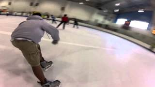 May 4, 2013 Speed Skate (GoPro P.O.V.)