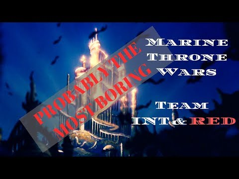 Clash of Kings: Probably the MOST BORING Marine Throne!!! INT Alliance Lord Zak & red Team (2019)