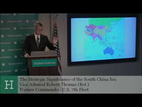 The Strategic Significance of the South China Sea: American, Asian, and International Perspectives 4
