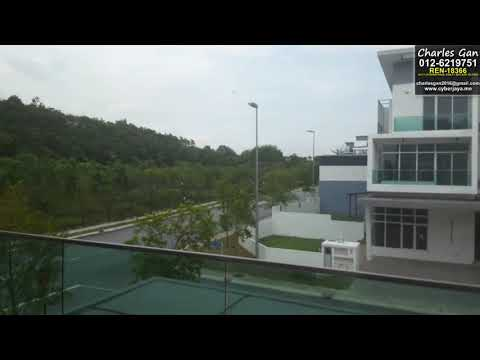 Clover Cyberjaya Corner Lot for Sale 5030ft with Mountain View