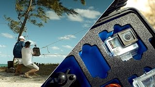 GoPro Case / Bahamas Koffer-Crash-Test: Behind The Mask + B&W International