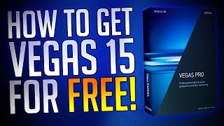 Sony Vegas Pro 15 Free Download - YT