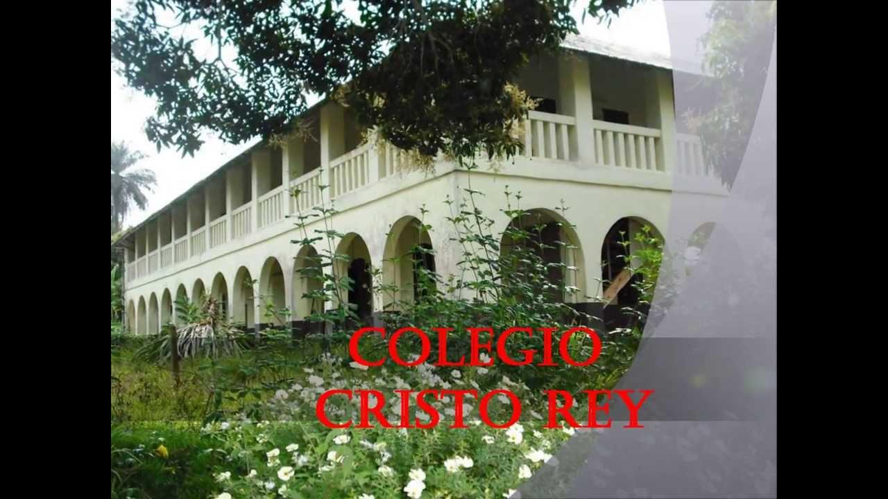 Collège Catholique Christ Roi D\'Obout - YouTube