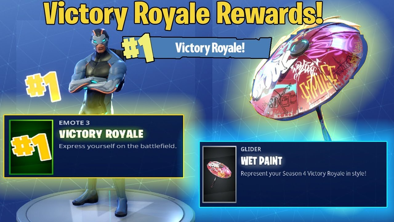 Fortnite Victory Royale Rewards New Umbrella Thoughts On