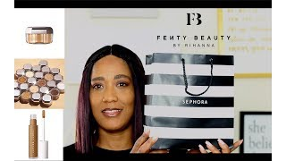 FENTY has done it again! Pro Filt'r Concealer and Powder | Alvita Patrice