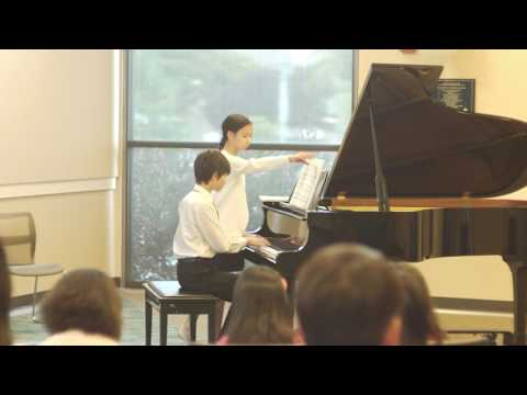 Stuart Kerr piano recital Danza, Prelude & Fugue, 22 April, 2017