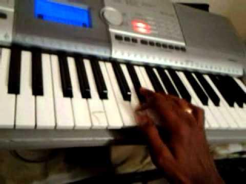 Thalaivaa-sol sol on keyboard