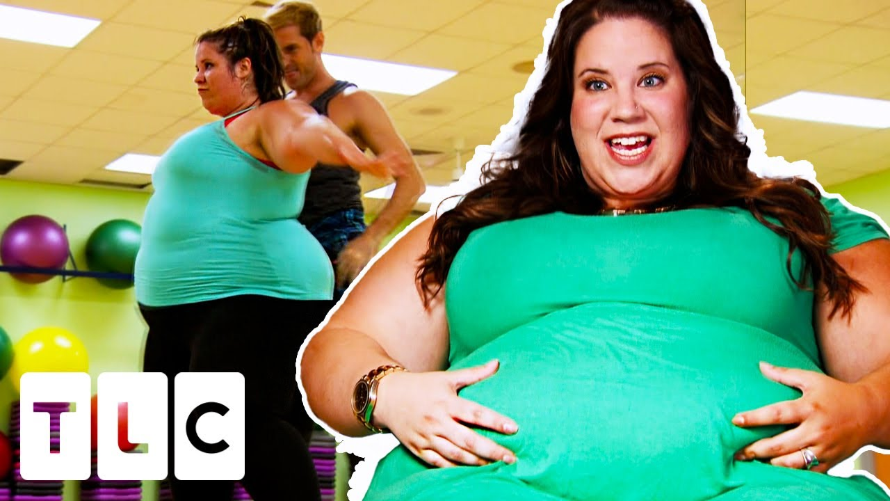 """Download """"It Is Really Hard To Move 380 lb Around!"""" Whitney Gets Back To Dancing! 