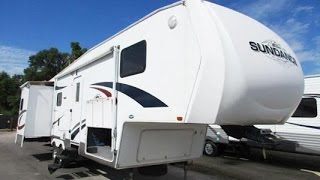 HaylettRV.com - 2007 Sundance 3200ES Used Fifth Wheel by Heartland RV
