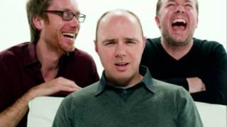 Karl Pilkington on the Bible