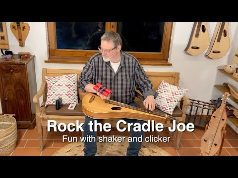 Rock the Cradle Fun with Shaker and Clicker