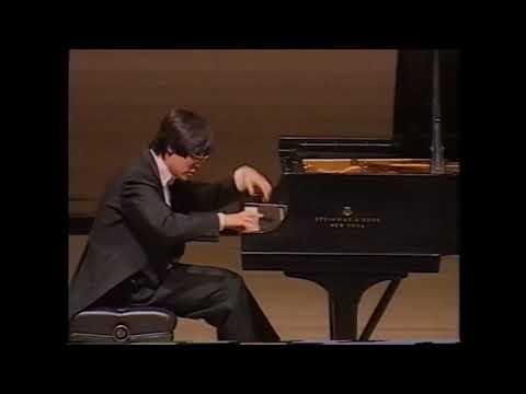 Chopin:Piano Sonata No.3/Yoshihiro KONDO[live 1999]