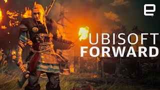 Ubisoft Forward: all the big announcements in 10 minutes