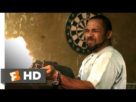 Next Day Air (9/9) Movie CLIP - Shootout (2009) HD