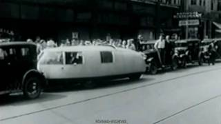 1933 The DYMAXION CAR (HD)