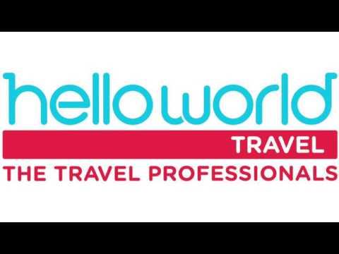 Helloworld Travel - The Travel Professionals jingle