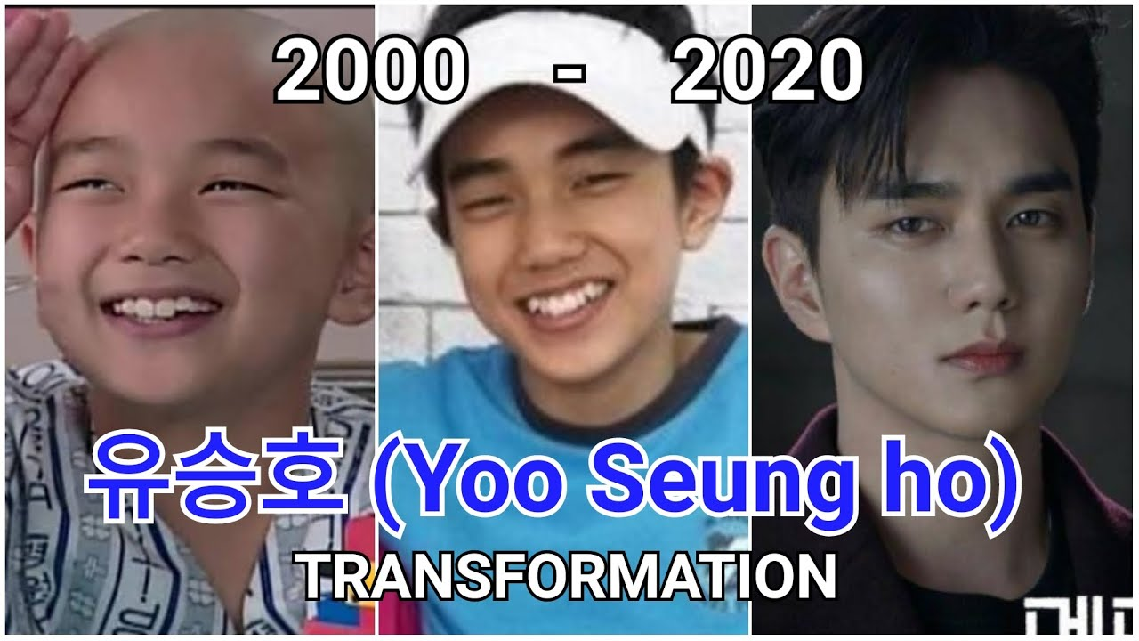 Yoo Seung ho (유승호) transformation from a child actor to a handsome superstar and all his MOVIES