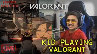 🔴COMPETITIVE KID WANT TO WIN