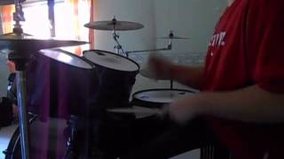 Katatonia Omerta Drum Cover
