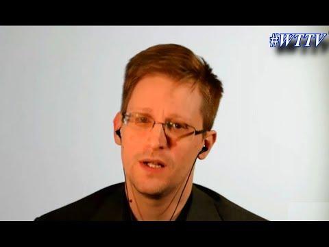 Edward Snowden Interview - The Internet Utopia or Distopia ?