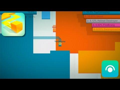 Paper.io - Gameplay Trailer (iOS)
