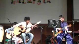 Barley Less Ice- Satu Malaysia(original song)