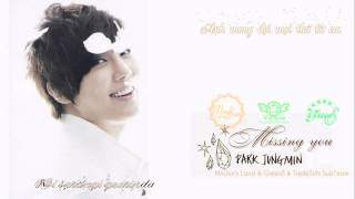 [Vietsub] Missing you - SS501 Park Jung Min (The Princess